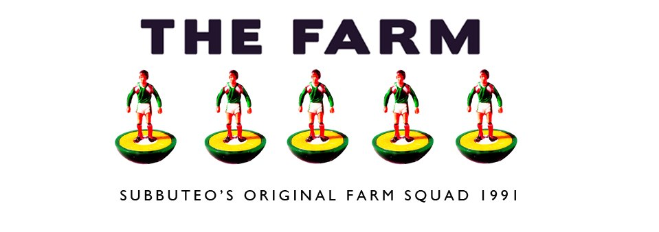 The Farm, All Together Now, Subbutteo